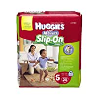 Huggies\x20Little\x20Movers\x20Slip\x2DOn\x20Diapers,\x20Size\x205,\x2020\x20Ct.\x20\x28Pack\x20of\x204\x29
