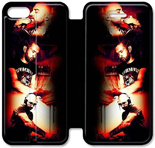 Funda iPhone 6 6S Plus 5.5 Inch Caso De Cuero [BONITO REGALO Buen Presente] [Negramaro Z7B8N ] La caja del teléfono protector para iPhone 6 6S Plus 5.5 Inch