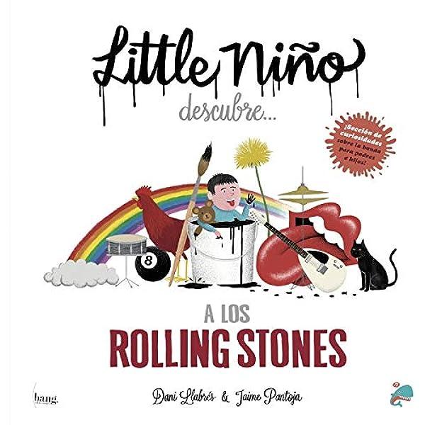 Little niño descubre a los Rolling Stones (BALLENA): Amazon.es