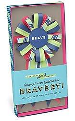 Knock Knock Bravery Personal Award Paper Ribbon
