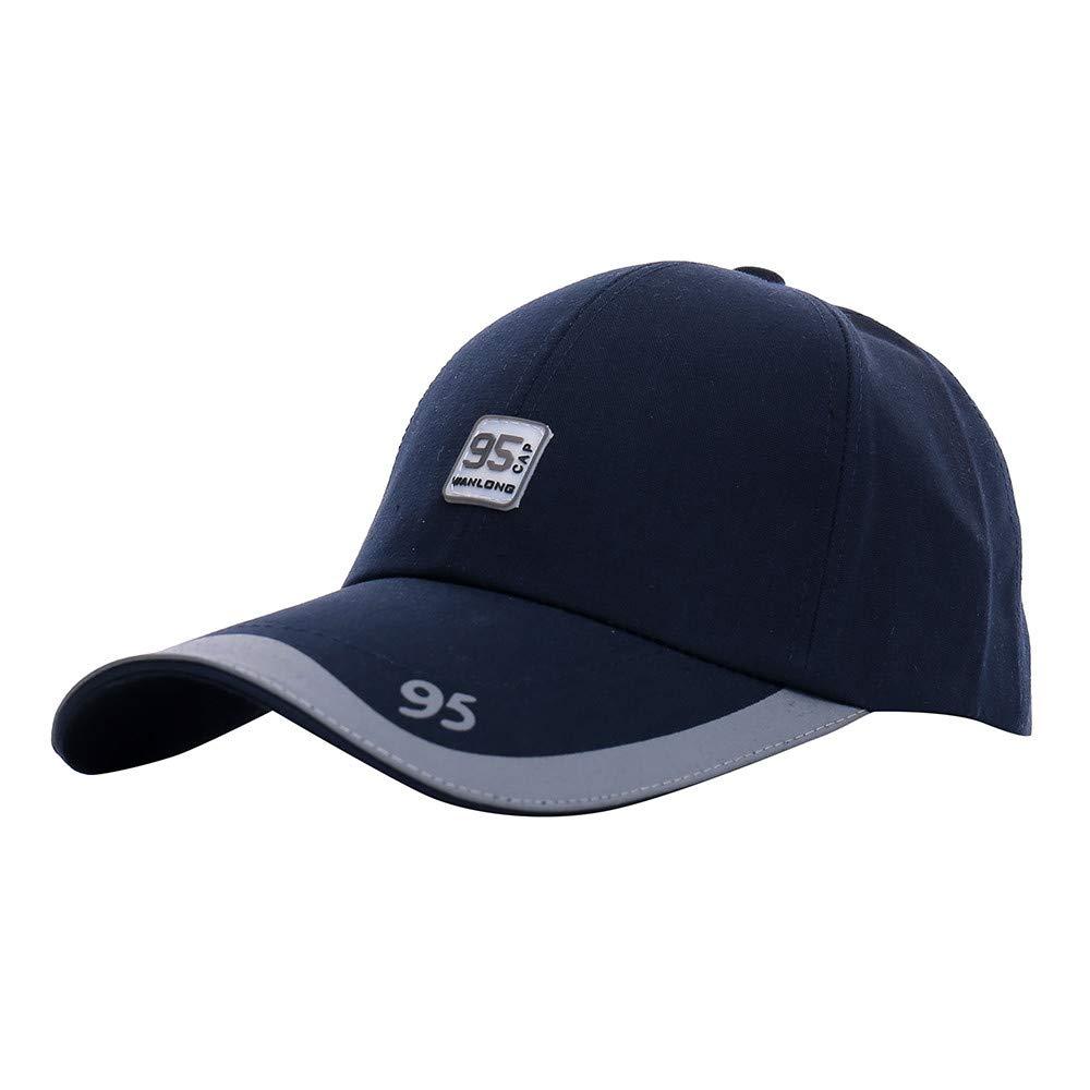 SamMoSon,2019 Gorras Beisbol, Gorra para Hombre Mujer Sombreros de ...