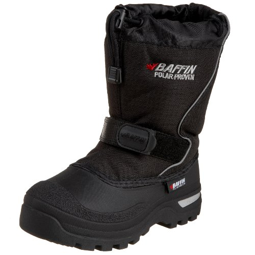 Boot (Little Kid),Black,1 M US Little Kid (Mustang Insulated Boot)