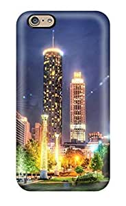 Anti-scratch And Shatterproof Downtown Atlanta Phone Cases For Iphone 6/ High Quality Cases