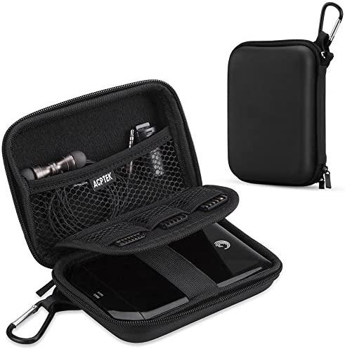 AGPTEK Shockproof Carrying 2 5 inch Drive Transcend product image