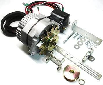 Amazon.com: New Ford Early 8N, 2N, 9N ONE-WIRE Alternator ...