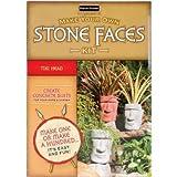 Stone Faces Kit: Tiki Head