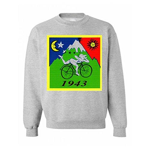 Albert Hofmann 1943 Illustration Unisex Sweater