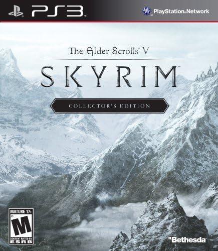 Elder Scrolls V: Skyrim Collector's Edition - Playstation 3 [並行輸入品]