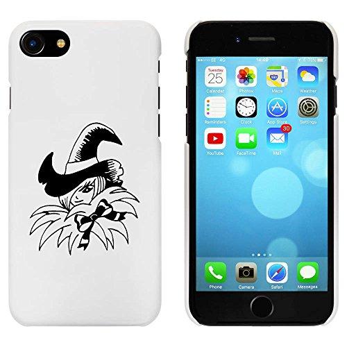 Blanc 'Sorcière Effrayante' étui / housse pour iPhone 7 (MC00088905)