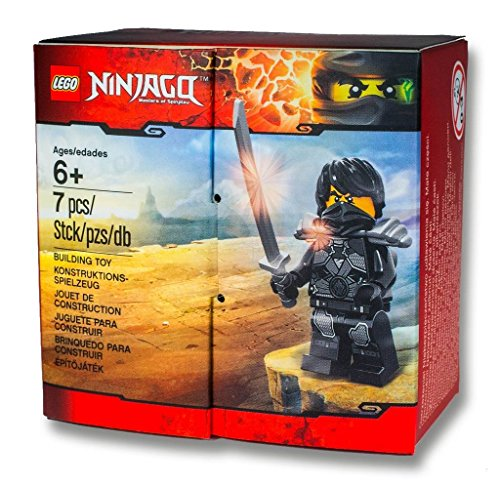 LEGO Ninjago 5004393 Stone Armor Cole Brand new! sealed promotion (Lego Ninjago Cole)