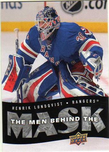 2007-08 Upper Deck The Men Behind The Mask #BM4 Henrik -