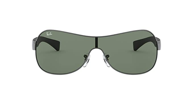 Ray-ban Mod. 3471 - Gafas de sol, color gris (metal), talla Talla única