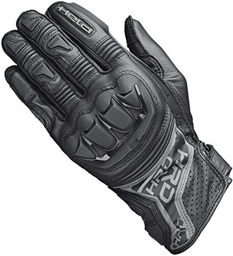 Held Motorradhandschuhe lang Motorrad Handschuh Kakuda Handschuh, Herren, Sportler, Ganzjährig, Leder
