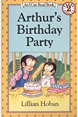 Arthur's Birthday Party (I Can Read Level 2) Paperback
