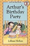 Arthur's Birthday Party, Lillian Hoban, 0613242467