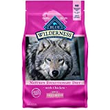 Blue Buffalo Wilderness High Protein, Natural Adult Small Breed Dry Dog Food, Chicken