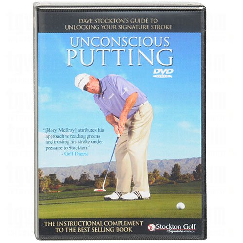 Ps2 Dvd Controller (Unconscious Putting with Dave Stockton (Golf Tutorial)