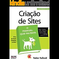 Criação de Sites - O manual que Faltava