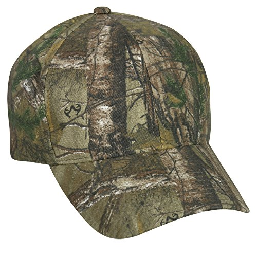 Outdoor Cap Hunting Basics - Youth Cap Camo Adjustable