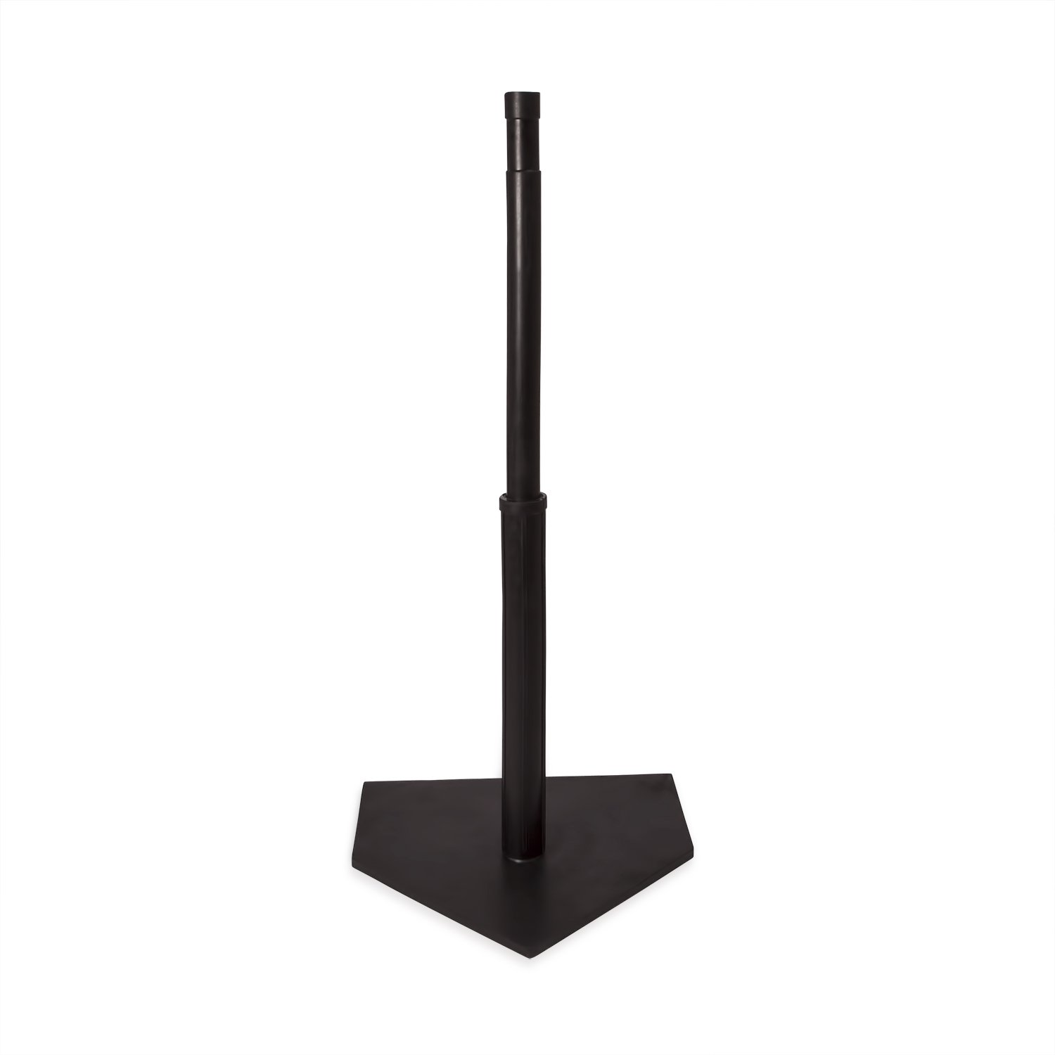 Champion Sports 90 Deluxe Batting Tee , Black