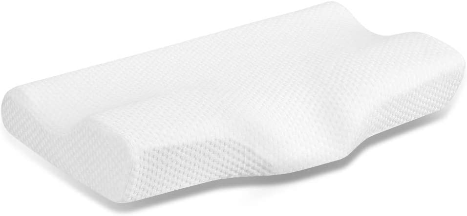 Emolli Memory Foam Pillows with 2