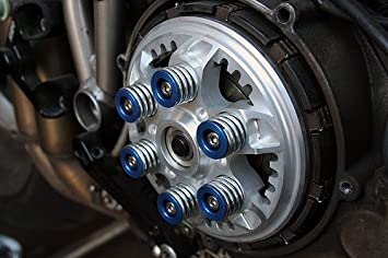 Amazon.com: Ducati Billet Clutch Pressure Plate 748 749 998 1098: Automotive