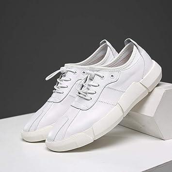 2fcc29a1 Hasag Calzado Deportivo Nuevo Hombre Zapatos Casuales Blancos Transpirable  Zapatos para Hombres Zapatos Blancos Hombres, Blanco, 38: Amazon.es:  Deportes y ...