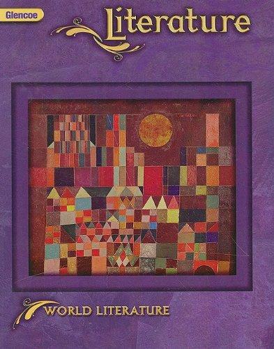 glencoe world literature - 2