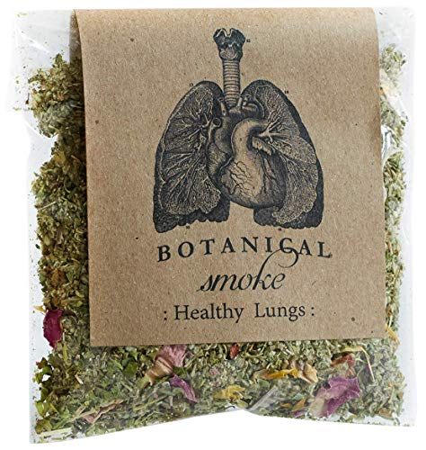 Anima Mundi Botanical Smoke Healthy Lungs (0.5 Ounces)