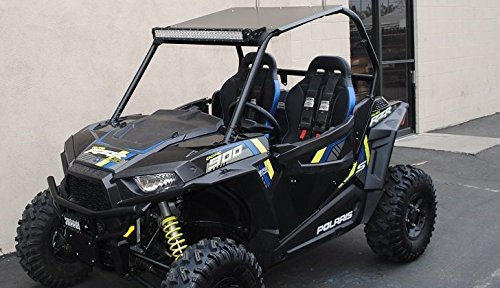 2015-2019 Polaris RZR 900 and 900S Black Aluminum Roof