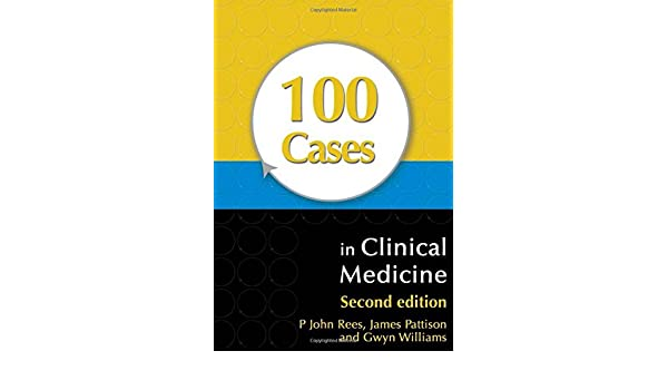 100 cases in clinical medicine second edition 9780340926598 100 cases in clinical medicine second edition 9780340926598 medicine health science books amazon fandeluxe Gallery