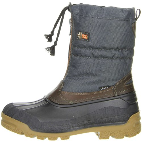 Ladies Grey Polar Winter Vista Tex Boots GREY Boots Thermal Grey Snow Shoe Canada Inner ASwEqH