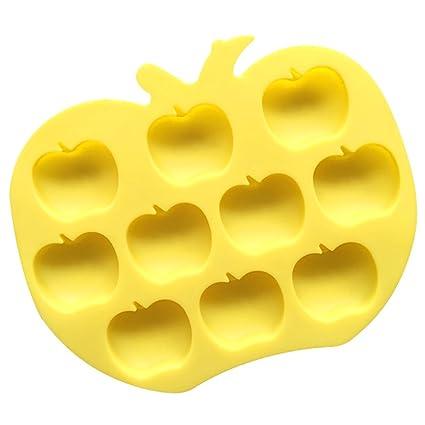 Muffin moldes 17,3 * 13,5 * 1,5 cm reutilizables moldes