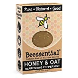 Beessential Botanical Sulfate Free Shampoo, Honey, 8 Ounce
