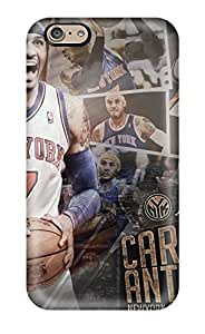 Awesome Carmelo Anthony Flip Case With Fashion Design For Iphone 6