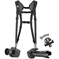 BlackRapid Breathe Double Slim Camera Harness