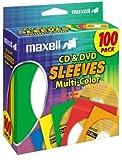 Maxell 625335 High-Sensitivity Recording Layer