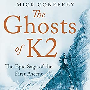 Ghosts of K2 Audiobook
