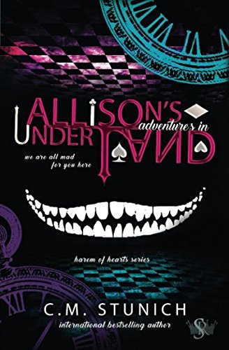 Allison's Adventures in Underland: A Dark Reverse Harem Romance (Harem of Hearts)