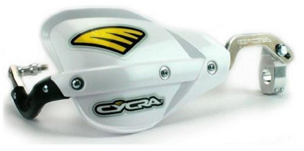 Yamaha OEM Cycra® Center Reach Mount Complete Racer Pack (White). Fits all YZ450F/YZ250F, YZ250/YZ125, YZ426F/YZ400F, YZ85/YZ80, WR450F/WR250F, plus WR250R/WR250X. P/N GYT-0SS56-30-48