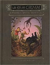 Les Soeurs Grimm, Tome 6 : Le procès du grand méchant loup par Michael Buckley