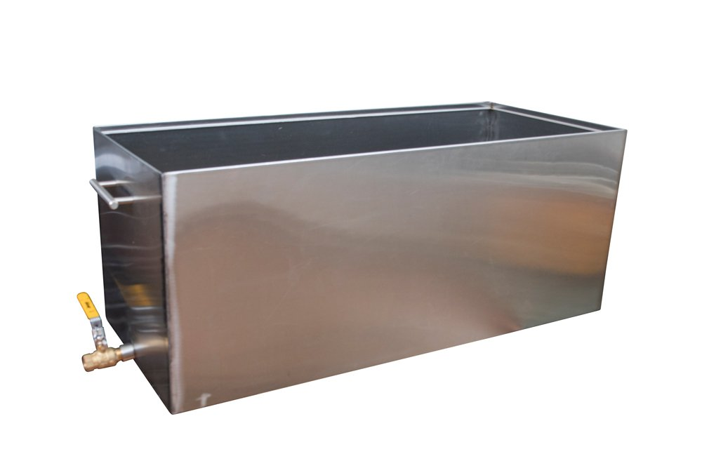 25 quart Stove Top Water Bath Canner, Large Stock Pot, with Drain by Homeplace (Image #1)