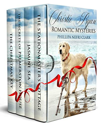 Christie Ryan Romantic Mysteries Boxed Set: The complete series by [Clark, Phillipa Nefri]
