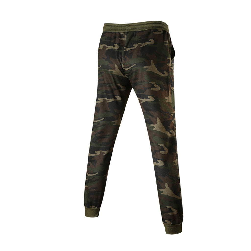 Fitness Sporthose Lange Streetwear Set Riou Herren Jogginganzug Camouflage Trainingsanzug Sportanzug M/änner Herbst Winter Army Hoodie Sweatshirt Kapuzenpullover