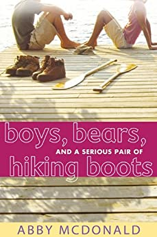 Boys Bears Serious Hiking Boots ebook product image