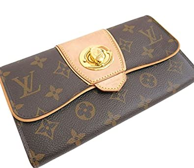 outlet store deaef 5dec8 Amazon | LOUIS VUITTON ルイヴィトン 二つ折り長財布 ...