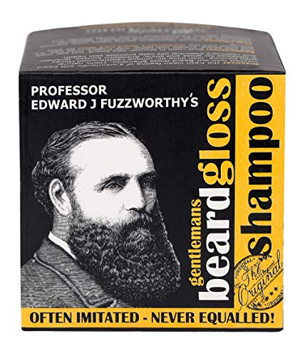 (Professor Fuzzworthy's Beard SHAMPOO with All Natural Oils From Tasmania Australia - 115gm)