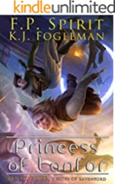 Princess of Lanfor (Heroes of Ravenford Book 4)