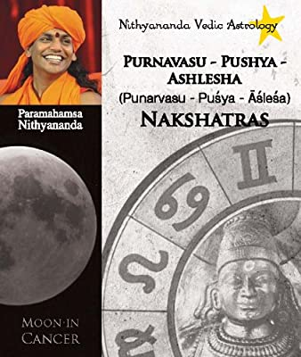 Nithyananda Vedic Astrology: Moon in Cancer