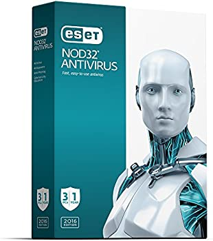 Eset NOD32 Antivirus 2016 for 3-PCs